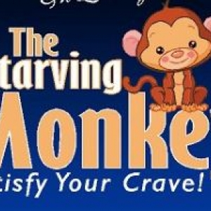 The Starving Monkey logo